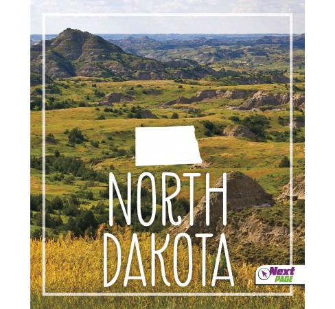 North Dakota (Paperback) (Tyler Maine) - image 1 of 1