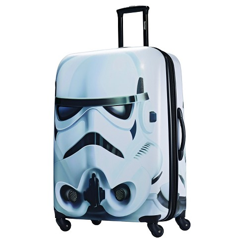 "American Tourister Star Wars StormTrooper 28"" Hardside Suitcase - image 1 of 4"