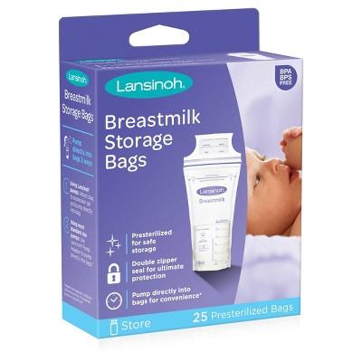 Lansinoh Milk Storage Bag 25ct
