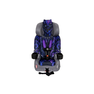 Kids'Embrace Marvel Black Panther Combination Harness Booster Car Seat