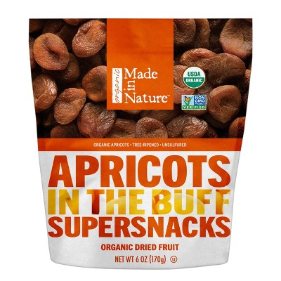 Dried Fruit & Raisins: Made in Nature Apricots