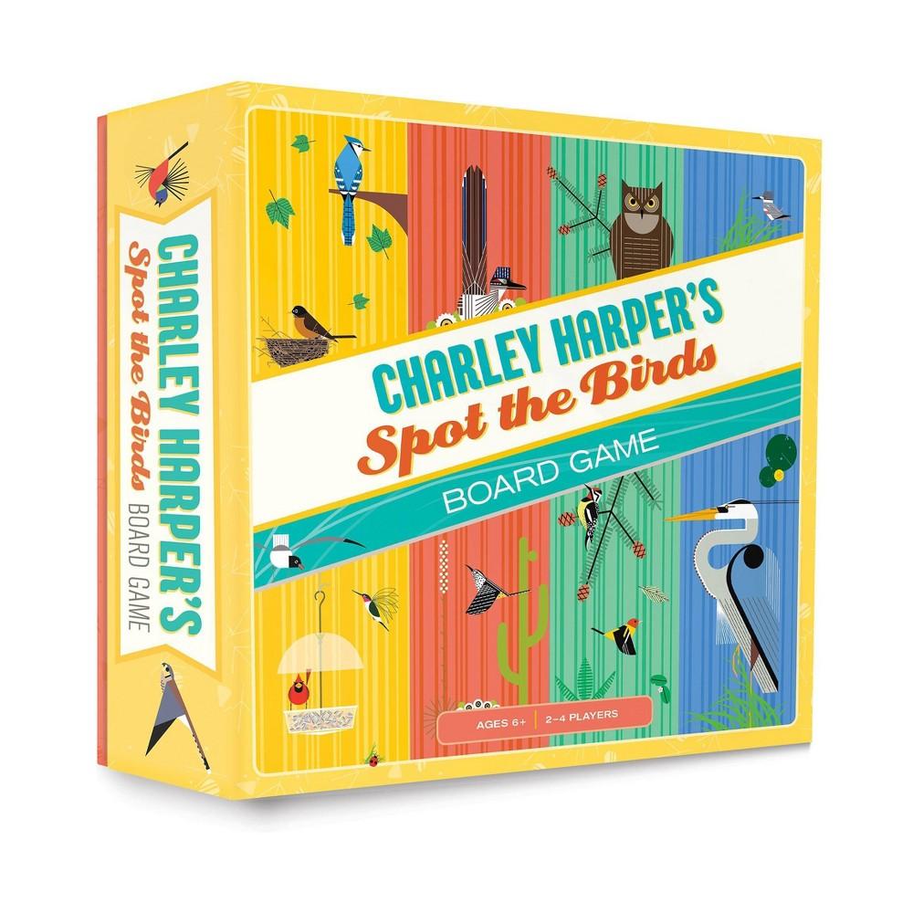 Charley Harper 39 S Spot The Birds Board Game