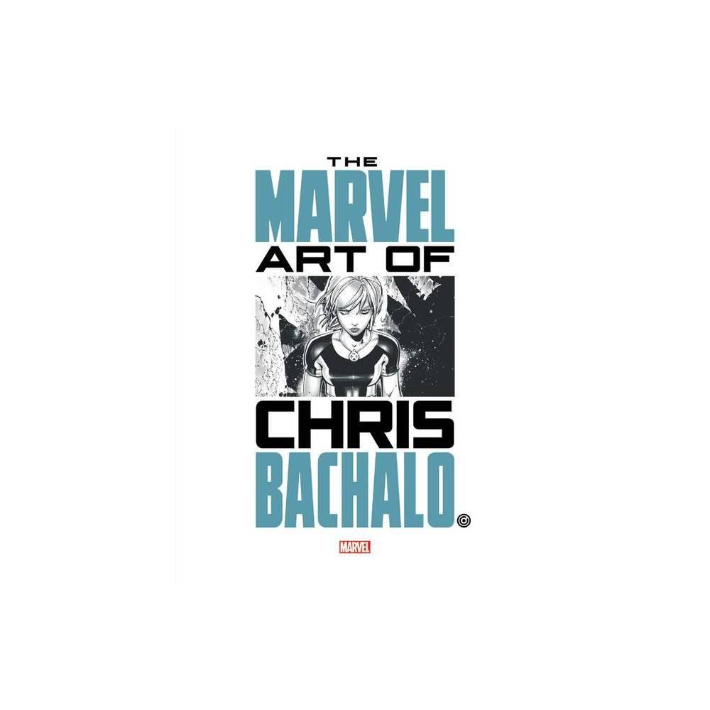Marvel Monograph The Art Of Chris Bachalo Paperback