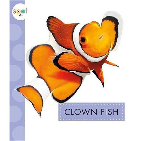 Clown Fish - (Spot Ocean Animals) by  Mari C Schuh (Paperback) - image 1 of 1