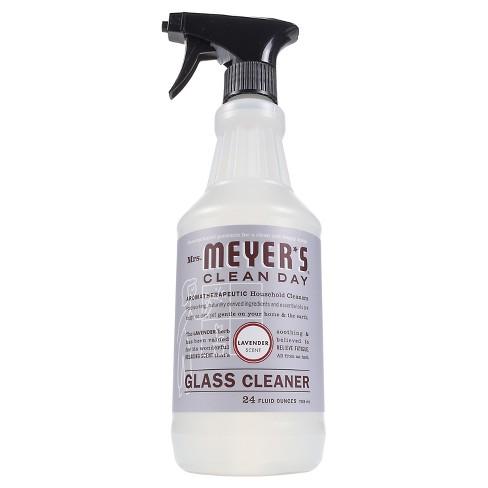 Mrs. Meyer's Lavender Glass Cleaner - 24 fl oz - image 1 of 2