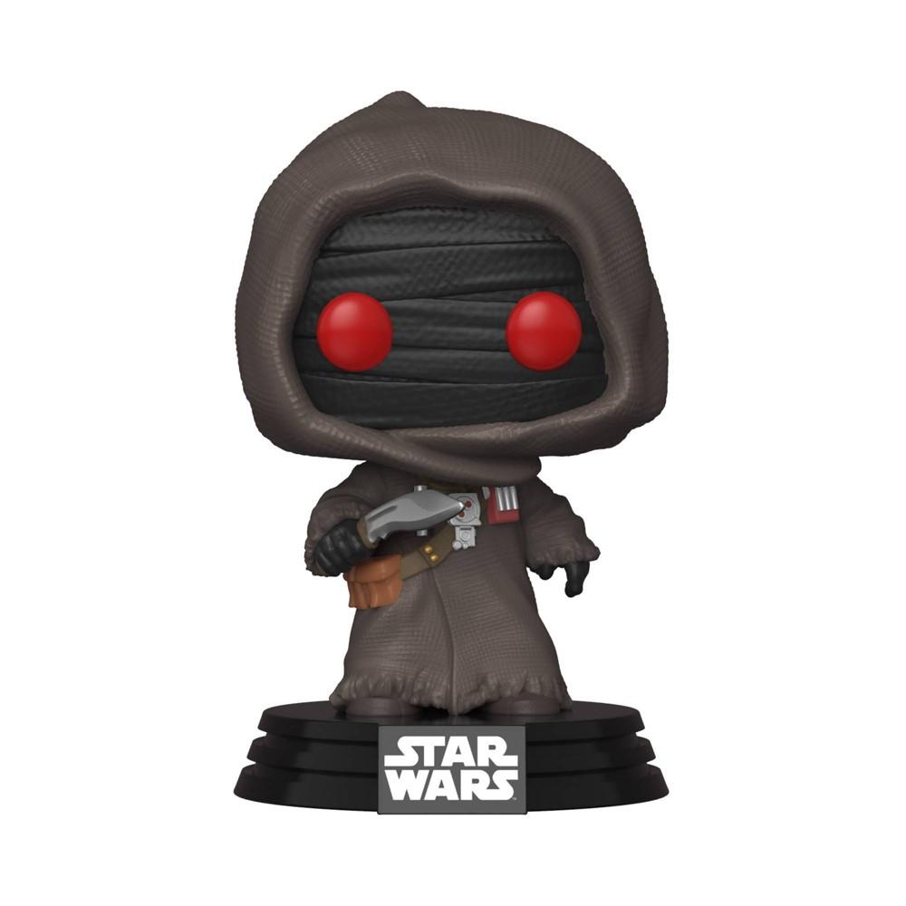 UPC 889698455435 product image for Funko POP! Star Wars: The Mandalorian - Offworld Jawa | upcitemdb.com