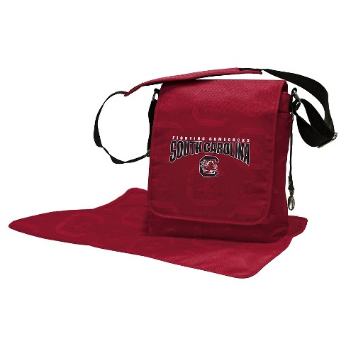 NCAA Lil Fan Diaper Messenger Bag - image 1 of 4
