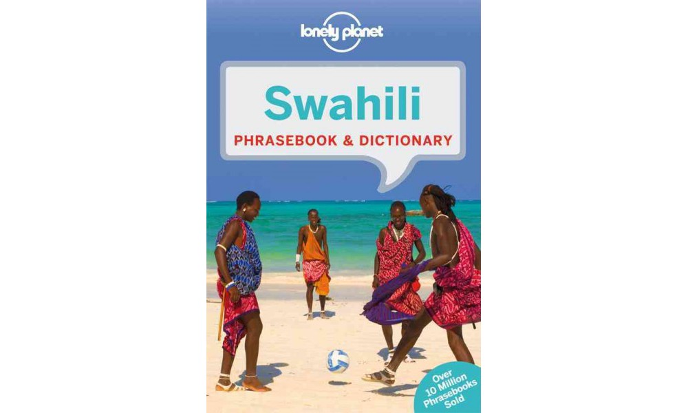 Lonely Planet Swahili Phrasebook & Dictionary (Bilingual) (Paperback)