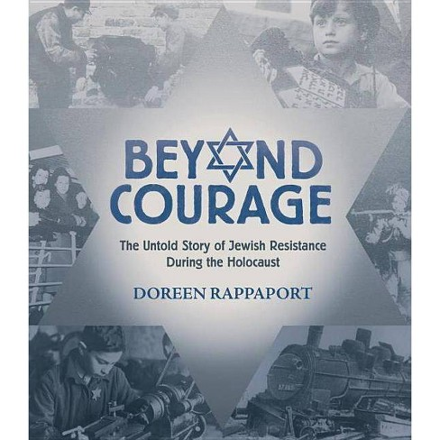 Beyond Courage - by  Doreen Rappaport (Hardcover) - image 1 of 1