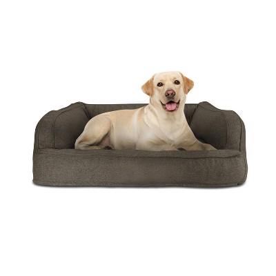 Canine Creations Sofa Rectangle Dog Bed - Brown