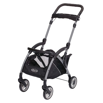Graco® SnugRider Elite Frame Stroller - Black
