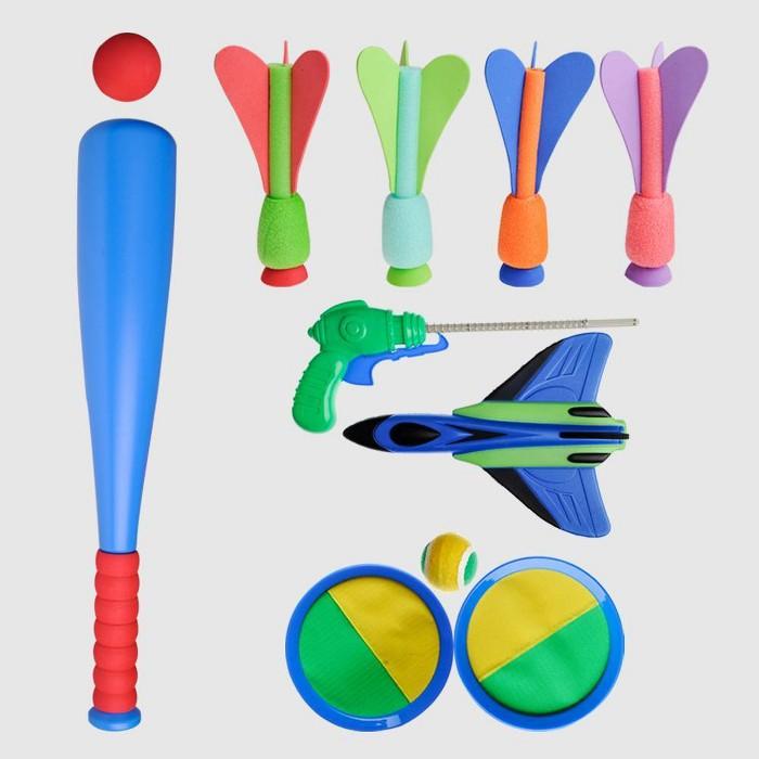Kids Outdoor Fun Mega-Pack - Bullseye's Playground™ - image 1 of 1