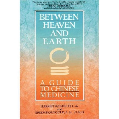 Between Heaven and Earth - by  Harriet Beinfield & Efrem Korngold (Paperback)