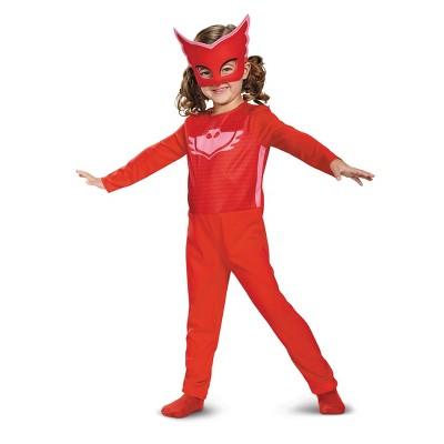 Toddler PJ Masks Owlette Halloween Costume