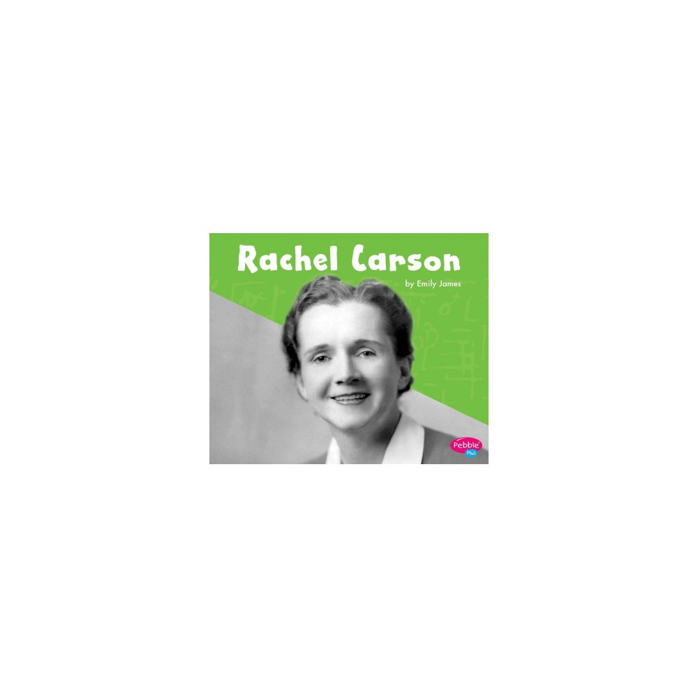 Rachel Carson (Paperback) (Emily James)