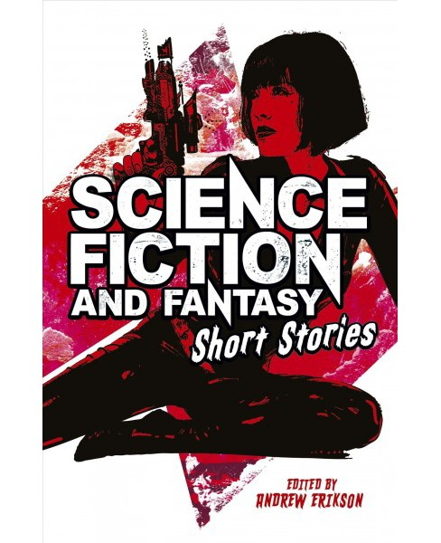 Science Fiction and Fantasy Short Stories -  (Hardcover) - image 1 of 1