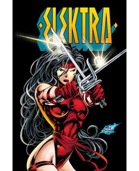 Elektra : The Complete Collection (Paperback) (Peter Milligan & Larry Hama) - image 1 of 1