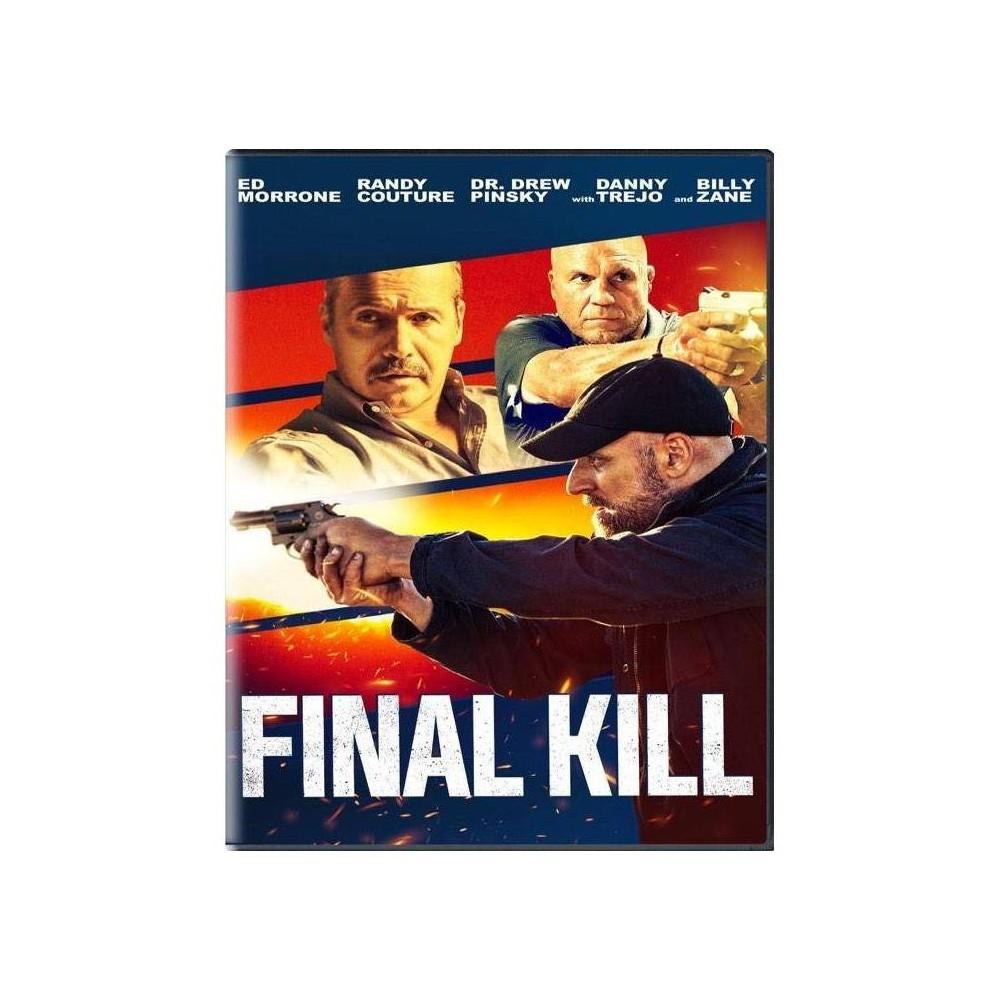 Final Kill Blu Ray