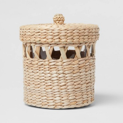 Woven Canister Natural - Threshold™