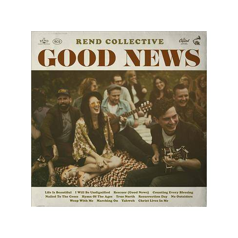 Rend Collective - Good News (CD) - image 1 of 1