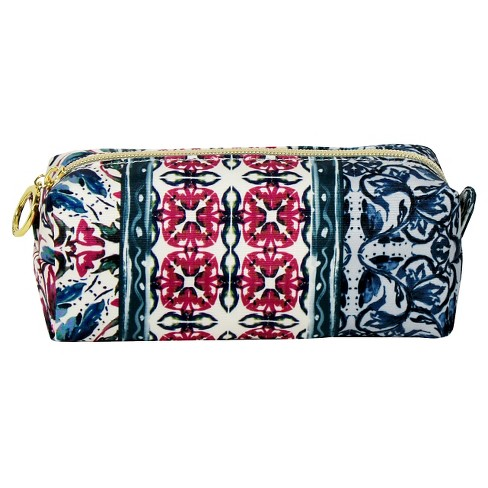 Contents Moroccan Radiance Rectangle Kit Cosmetic Bag - image 1 of 2