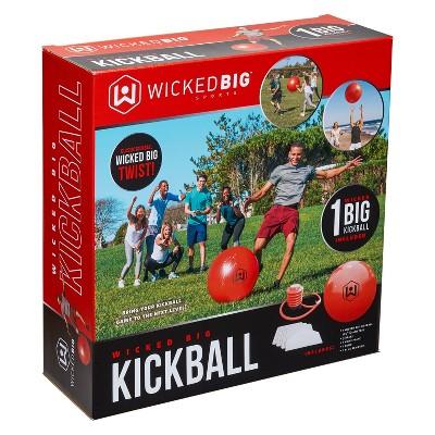 Little Kids Wicked Big Kickball