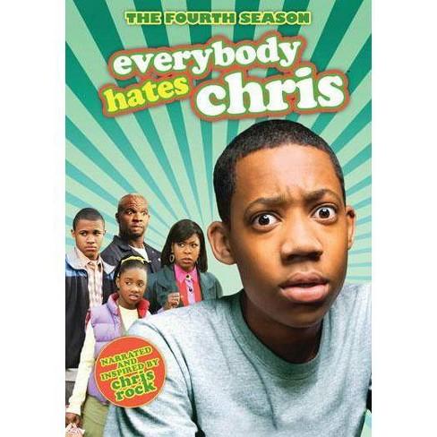 Everybody Hates Chris: The Final Season (DVD) - image 1 of 1