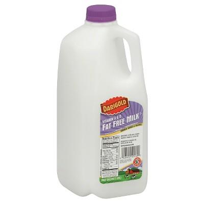 Darigold Skim Milk - 0.5gal