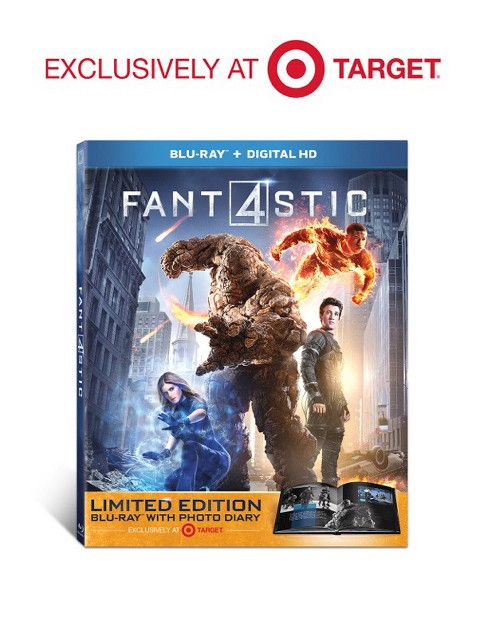 Fantastic 4 - Target Exclusive (photo diary) - image 1 of 2