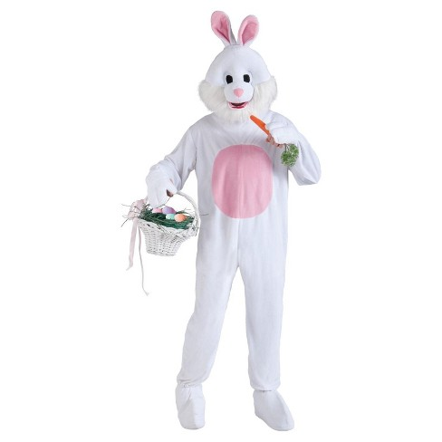 Adult Bunny Mascot Costume - image 1 of 1