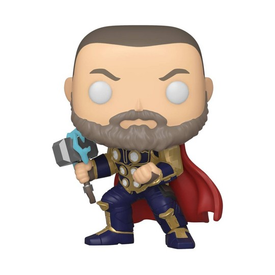 Funko POP! Marvel: Avengers Game - Thor (Stark Stealth Suit) image number null