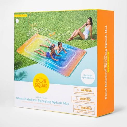 Rainbow Blobz Water Slide - Sun Squad™ - image 1 of 4