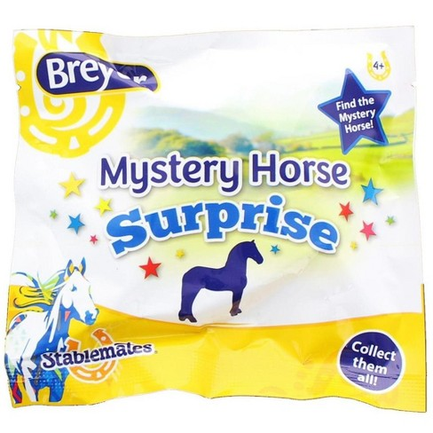 Breyer Animal Creations Breyer Stablemates Mystery Horse Surprise,Single Pack - image 1 of 2