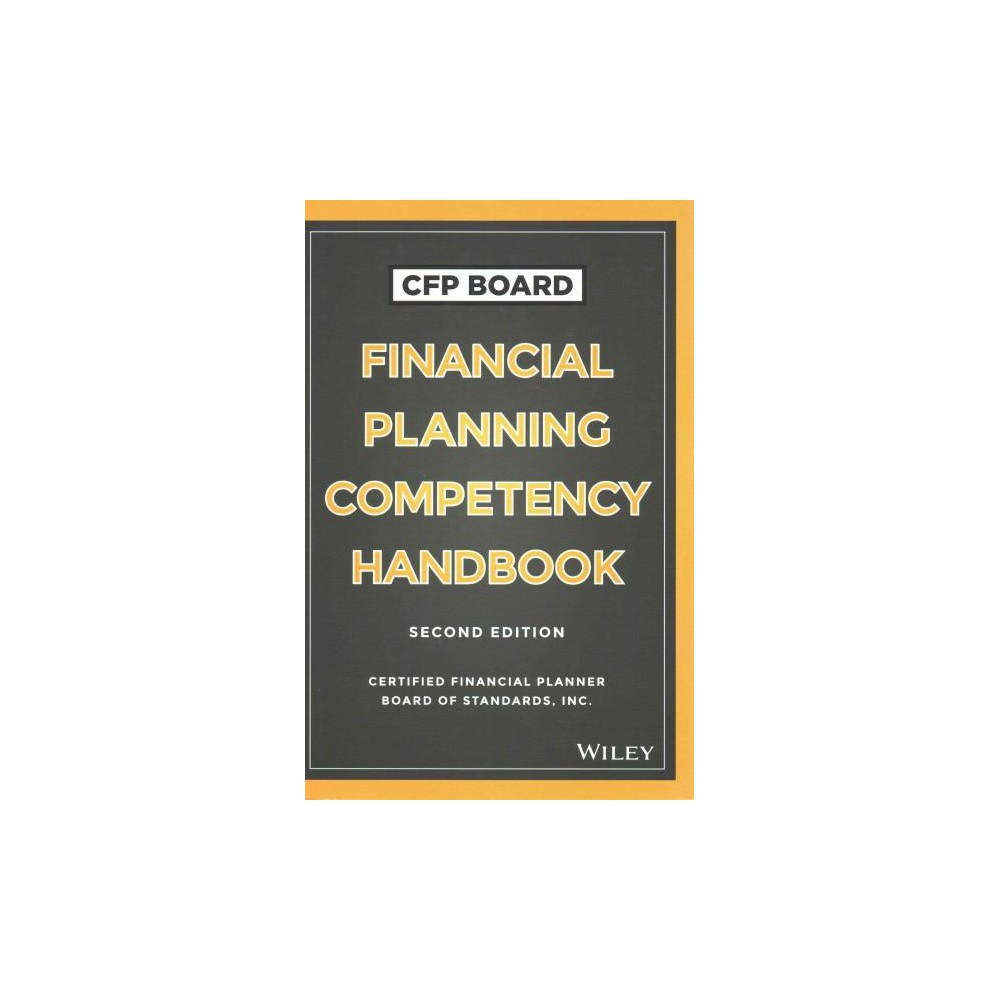 Cfp Board Financial Planning Competency Handbook (Hardcover)