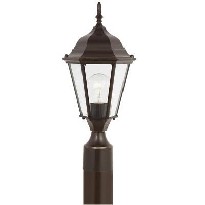 Generation Lighting Bakersville 1 light Heirloom Bronze Outdoor Fixture 82941-782