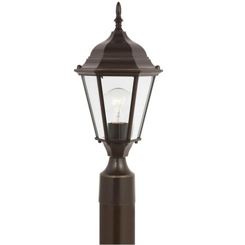 Generation Lighting Bakersville 1 light Heirloom Bronze Outdoor Fixture 82941-782 - image 1 of 2