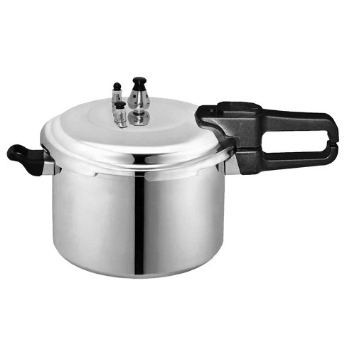 Brentwood Aluminum 5.5L Pressure Cooker - image 1 of 4