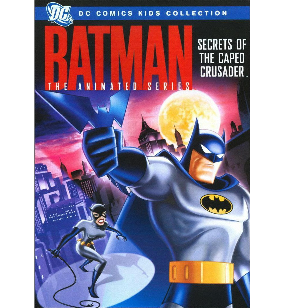 Batman Animated series secrets of the (Dvd)