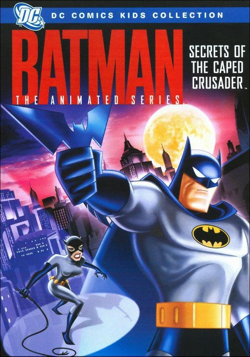 Batman:Animated series secrets of the (DVD) - image 1 of 1