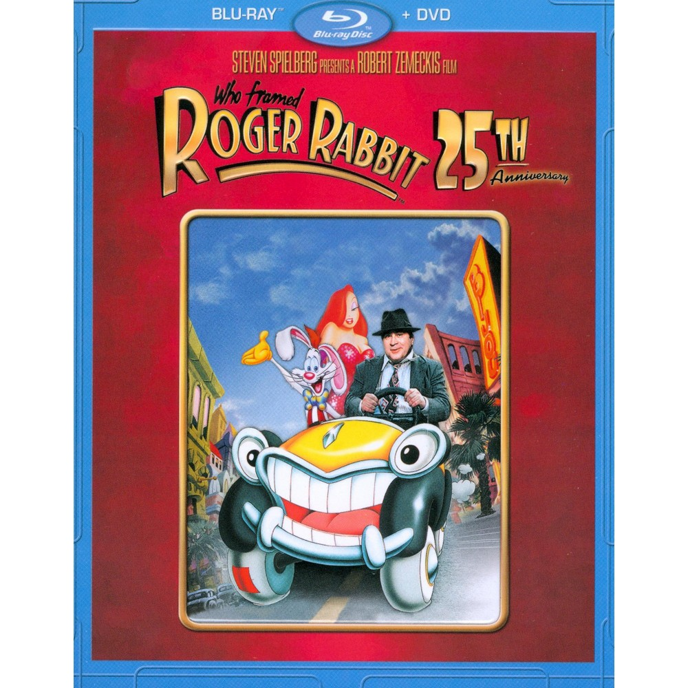 Who Framed Roger Rabbit (25th Anniversary Edition) (2 Discs) (Blu-ray/Dvd)
