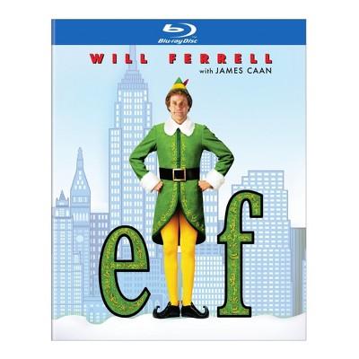 Elf Target Exclusive Packaging + Cards (Blu-ray)