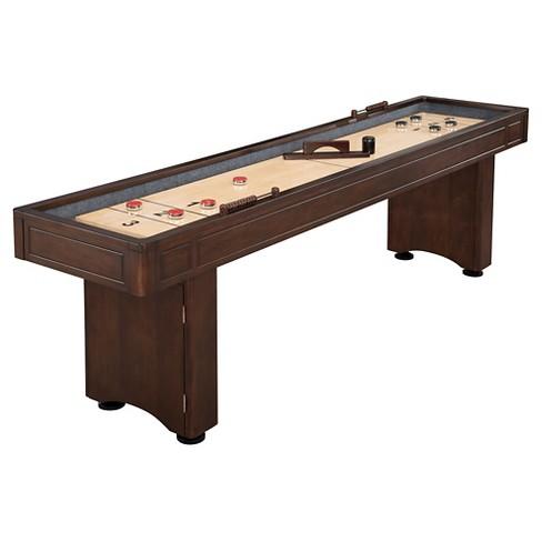 Hathaway Austin 9 Feet Shuffleboard Table