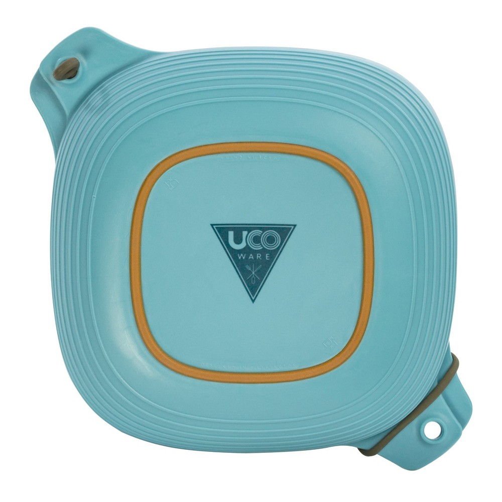 Image of UCO Dinnerware Mess Kit 4pc - Classic Blue