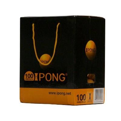 Joola iPong 2-Star Table Tennis Training Ball Set - Orange