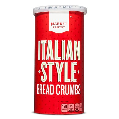 Italian Seasoned Bread Crumbs 15oz - Market Pantry™