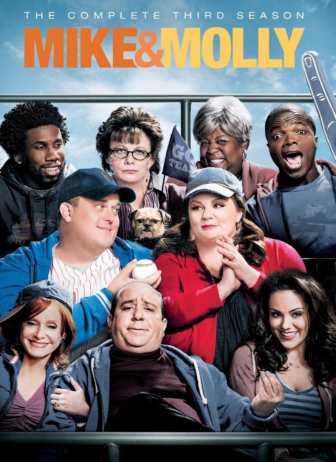 Mike & Molly: The Complete Third Season [3 Discs] - image 1 of 1