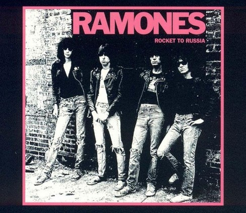 Ramones - Rocket to russia (CD) - image 1 of 2