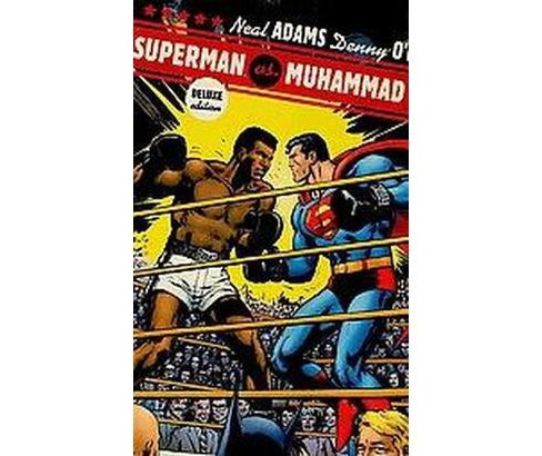 Superman Vs. Muhammad Ali (Deluxe) (Hardcover) (Dennis O'Neil) - image 1 of 1