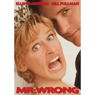 Mr. Wrong (DVD)(2019)