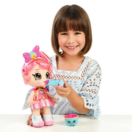 Kindi Kids Snack Time Friends Doll - Donatina image number null